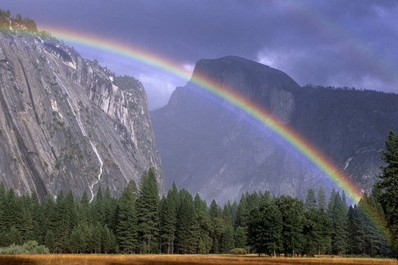 Half-Dome-Rainbow-YExplore-Flint