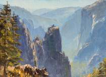 Yosemite-Above-Sentinel-Rock-6x8-James-McGrew-210
