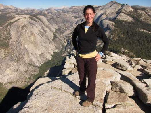 Catherine-DeGrazio-HalfDome-Yosemite-YExplore