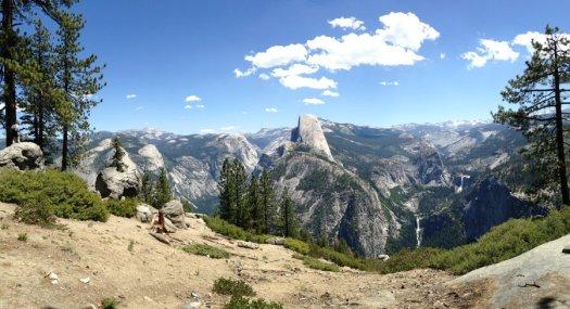 Yosemite-HalfDome-Falls-Panorama-YExplore-DeGrazio-Jun2014