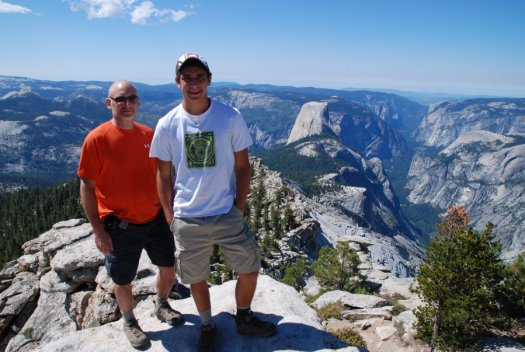 Yosemite-CloudsRest-HalfDome-YExplore-DeGrazio-SEP2011