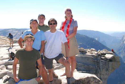 Yosemite-HalfDome-YExplore-SEP2010