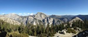 Happy 177th Birthday John Muir: Yosemite Panorama Photos 2015.04.21