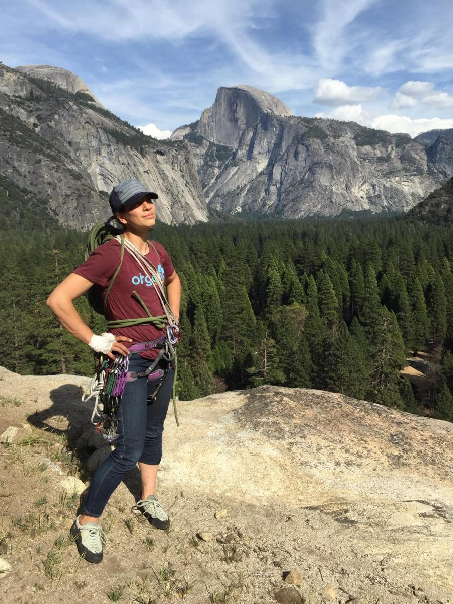 Sonja Schwartz | Yosemite Wilderness Guide