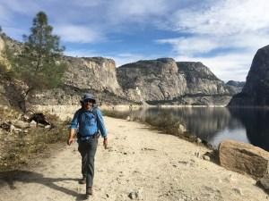 Yosemite Trail Burritos with the National Geographic Digital Nomad