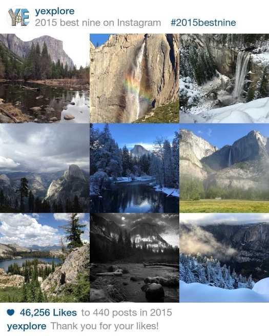 Yosemite-Instagram-Bestnine-YExplore-DeGrazio-2015