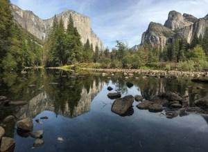 October 2016 Yosemite Instagram Monthly Review