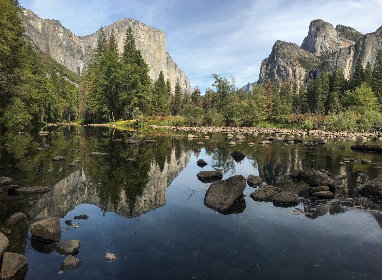 October 2016 Yosemite Instagram