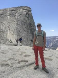 Trevor Shumaker Yosemite Adventure Guide