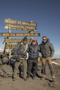 Mt. Kilimanjaro and Safari Itinerary