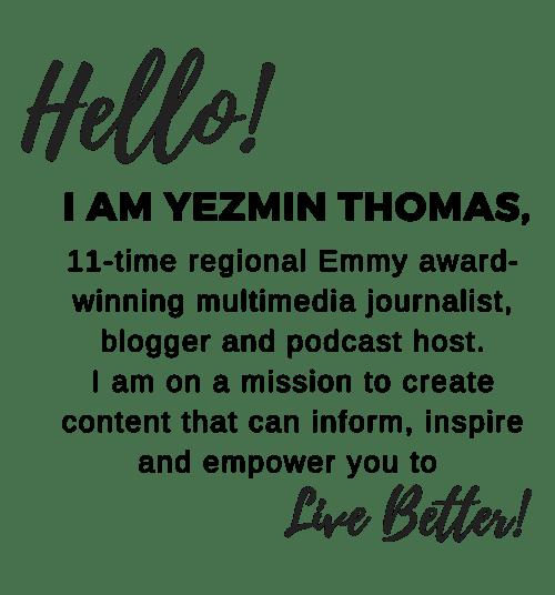 Yezmin Thomas about