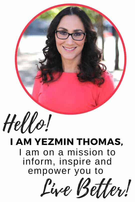 Yezmin Thomas about