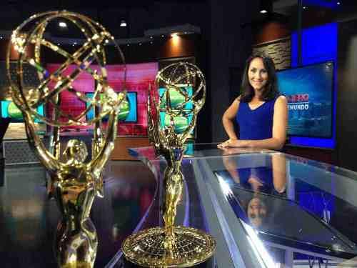Yezmin Thomas 11-time Emmy Award Winning News Reporter