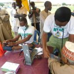 NYSC offers free medical outreach to community in Niger