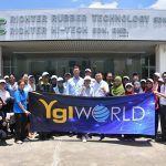 VISIT BY STUDENTS FROM UUM TO A GERMAN FACTORY WHICH IS USING YGL E-CORPORATE SUITE SYSTEM