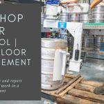 ERP Shop Floor Control | Shop Floor Management | Manufacturing Shop Floor Control