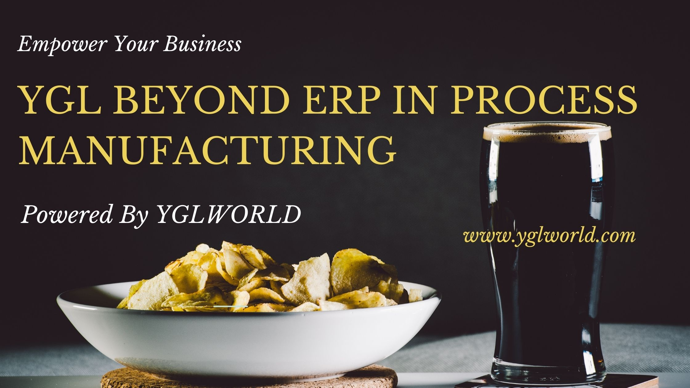 Process Manufacturing ERP Software | ERP in Process Manufacturing