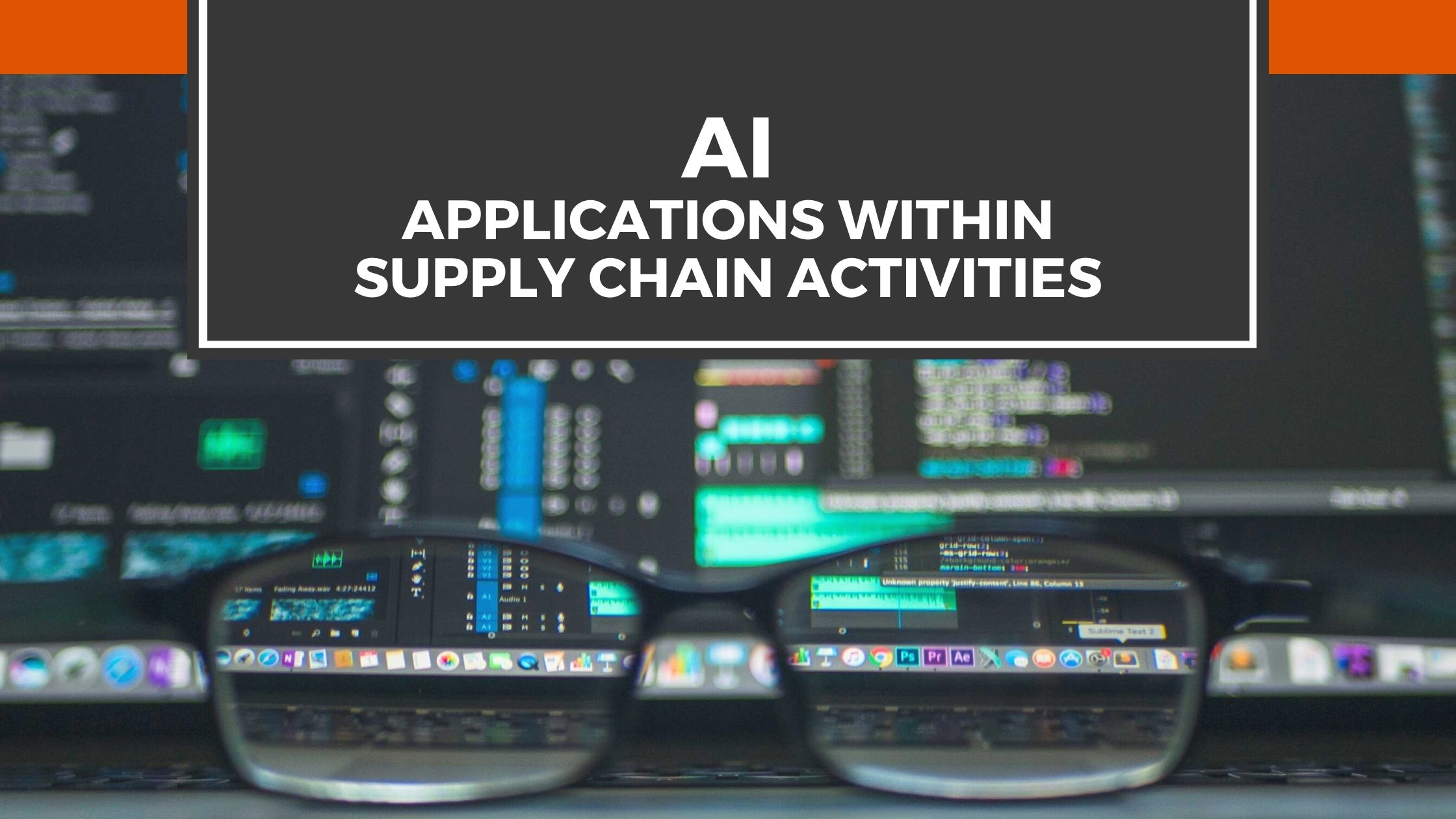 AI Applications within Supply Chain