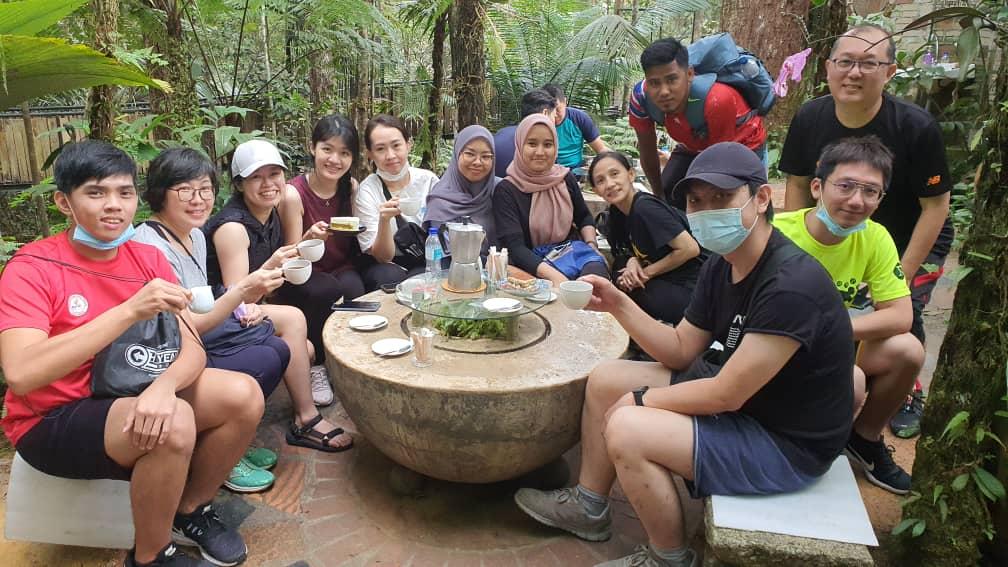 CSR: Enjoyable trip to Penang Hill