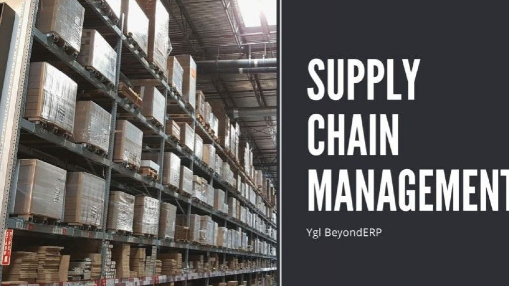 What is supply chain management (SCM) and why is it important?  Supply chain management (SCM) is the broad range of activities required to plan, control and execute a product's flow from materials to production to distribution in the most economical way possible. https://youtu.be/eesReZ0H9Ow SCM encompasses the integrated planning and execution of processes required to optimize the flow of materials, information and capital in functions that broadly include demand planning, sourcing, production, inventory management and logistics -- or storage and transportation. Companies use both business strategy and specialized software in these endeavors to create a competitive advantage.  What role does ERP play in a supply chain management strategy? The integration of Supply chain management and ERP allows manufacturing and distribution businesses the ability to gain greater visibility into all operations while increasing speed, efficiency and overall customer satisfaction. A growing number of businesses recognize the many potential benefits of Enterprise Resource Planning (ERP) when it comes to managing business information, integrating various systems and working processes, and ensuring optimal operational efficiency. When it comes to Supply Chain Management (SCM), businesses need to interact with numerous suppliers and partners in order to obtain the raw materials and resources needed to bring finished goods to market. ERP plays a vital role in combating inefficiency; reducing waste and ensuring that workers are better able direct their efforts. The integration of both systems may pose some unique challenges. It is in your company's best interest to ensure that you and your staff fully understand the role of ERP within the SCM process.