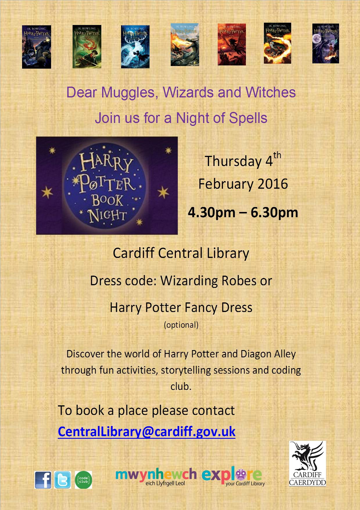 Harry Potter Night Eng copy
