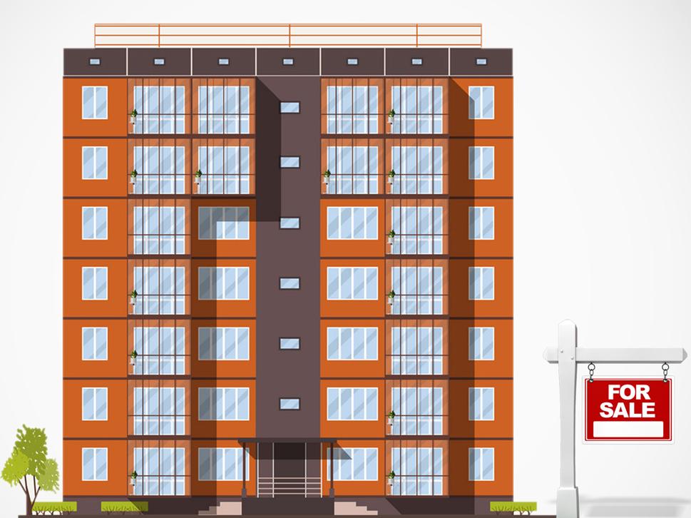 တာမွေ မေတ္တာညွန့် လက်ဝဲမင်းဒင်လမ်းရှိ 15 x 54 အကျယ် ပထပ်တိုက်ခန်းအမြန်ရောင်းမည်။