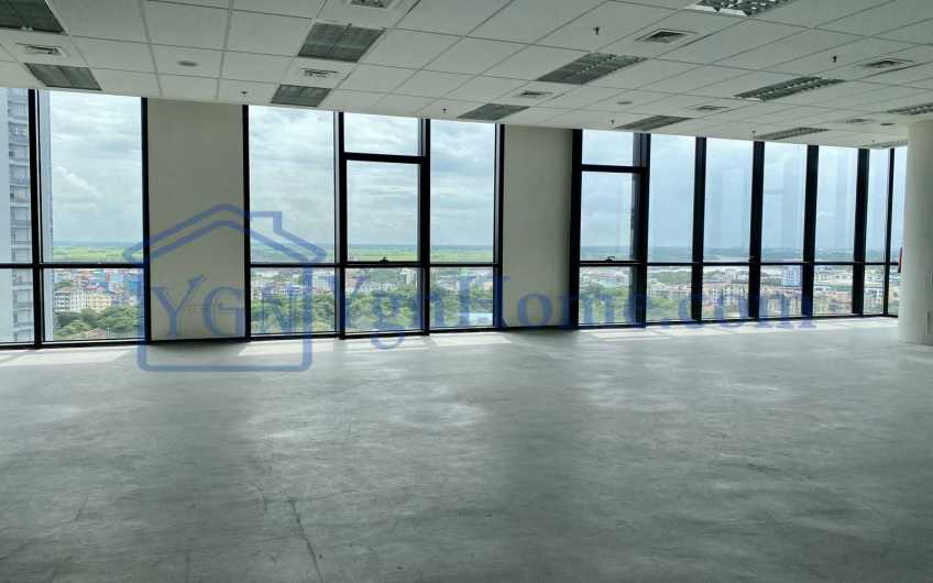 2330 Sqft Office Room for RENT in Crysral Office Tower @ Junction Square, Kamaryut Tsp.