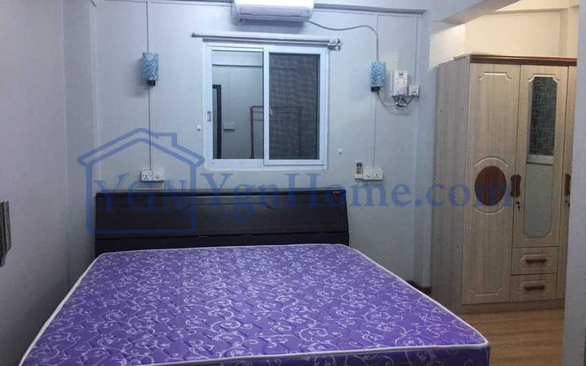 1250 sqft with 2 BR Apartment for RENT in Malar Myaing Street, Hlaing Tsp.