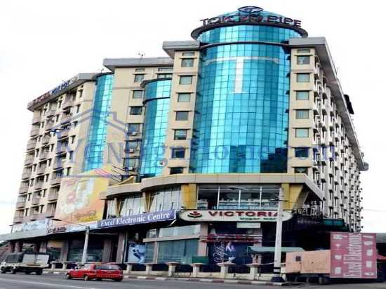 1600 Sqft for RENT in Excel Tower, Bahan Tsp.