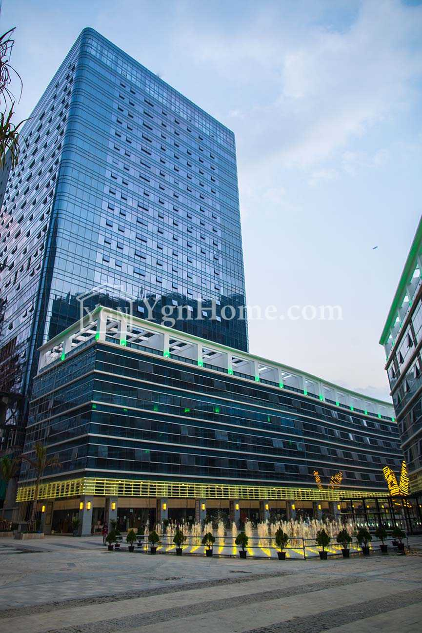 10000 Sqft – Office Room for RENT in TIME CITY Office Tower.