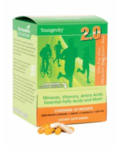 On The Go Healthy Body Start Pak 2.0  30 Packets