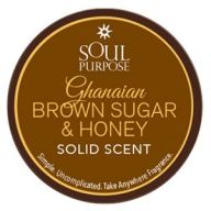Ghanaian Brown Sugar And Honey Solid Scent