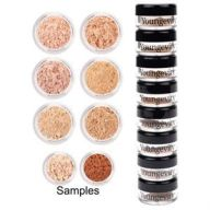 Mineral Makeup Sample Tower Light To Medium