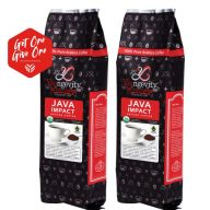 Ybtc Coffee Ft Organic Java Impact Ground 12oz