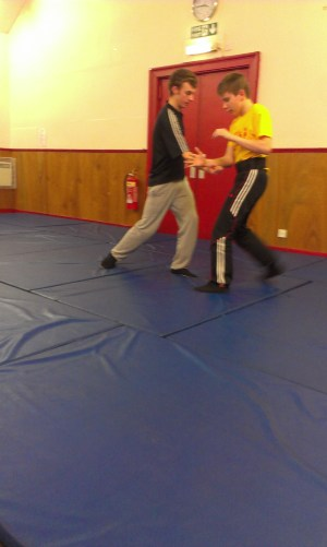 Chinese New Year Demonstration and Seminars – Yee's Hung Ga Kung Fu Academy, Inverness