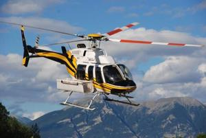 Bell 407HP Yellowhead Helicopters