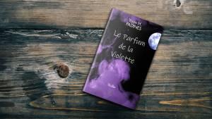 thriller fantastique le parfum de la violette yoan h padines