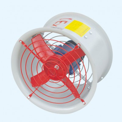 t35 11 and bt35 11 series of low noise explosion proof axial fan products zhejiang yibei fan manufacturing co ltd