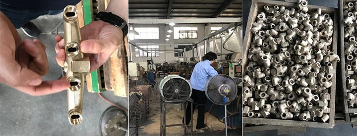 brass casting manufacturing and machining