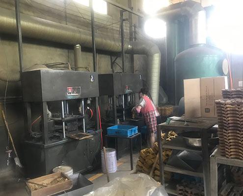 sand press machine lines