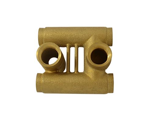 Copper joint connector part