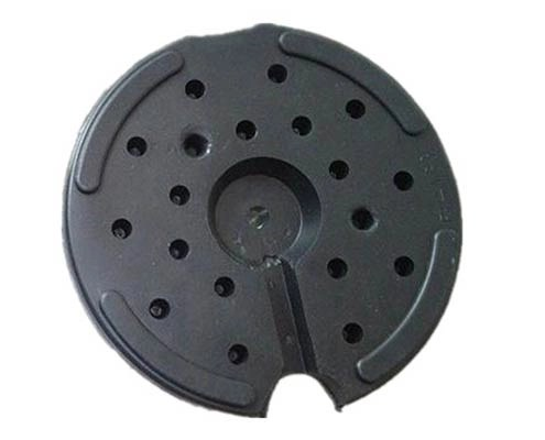 cast counterweight iron from Yide Casting