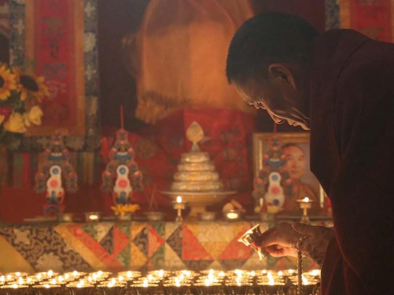 Mandala (Tibetan Temple)