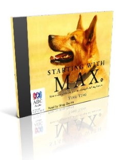 Audio Book - Starting with Max