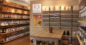 The Yin Yang Dermatology library of herbs.