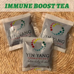 Immune Boost Tea pouches