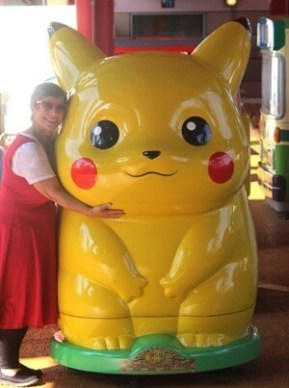 Blog Pikachu