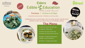 Urban Roots Edible Education @ Oak Park Community Center | Sacramento | CA | US