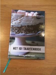 Het 101 taartenboek Monique van der Vloed
