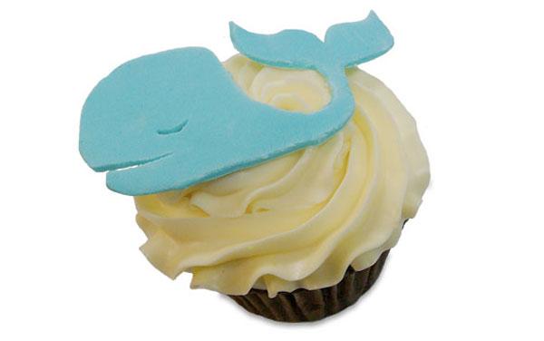 Fail Whale Cup Cake